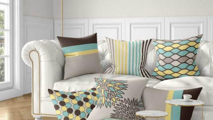 Dicas para Comprar Almofadas de decoração
