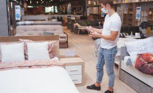Cuidados ao comprar móveis online na Black Friday